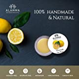 Alanna Vitamin C Rich Lemonade Lip Balm for Dark Lips, (8g)
