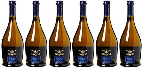 Gancia Moscato D'Asti DOCG Drink Beauty - 6 x 0.75 l