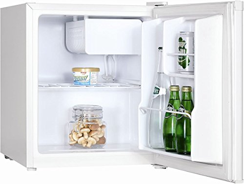 Exquisit KB45 Mini frigo bar con congelatore, A+, Silenzioso, 47L, Compressore e freezer,...
