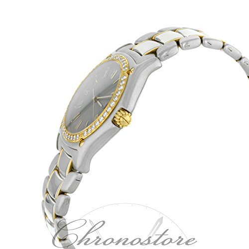 Ebel 19111087911/5260p 18K Gold & Stahl Quarz Herren-Armbanduhr - 3