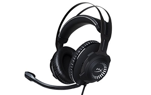 HyperX Cloud Revolver S Gaming Headset with for PC,Xbox One,PS4 - Gun Metal (HX-HSCRS-GM/AS)