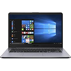 "ASUS VivoBook 15 ( AMD Quad Core R5-2500 /4 GB /1TB / 15.6"" FHD/ Windows 10 ) X505ZA- EJ505T (Dark Grey /1.6 kg)"