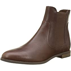 Timberland Damen Preble Chelseapotting Soil Forty Chelsea Boots, Braun (Potting Soil Forty), 40 EU