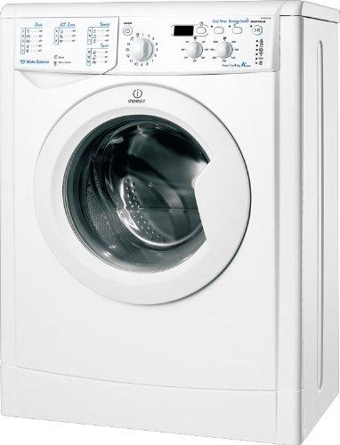Indesit IWUD 41051C ECO Libera installazione Carica frontale 4kg 1000Giri/min A+ Bianco lavatrice