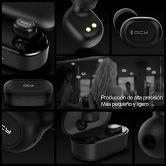 Auriculares-Bluetooth-con-Micrfonos-HOMSCAM-Impermeable-Auriculares-Inalmbricos-Bluetooth-50-QCY-HiFi-Mini-Twins-Estreo-In-Ear-Bluetooth-con-Caja-de-Carga-Porttil-para-iPhone-y-Android