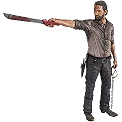 Action Figur The Walking Dead TV Rick Grimes Vigilante 25 cm [Importación Alemana]