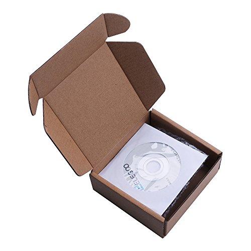 41DlH1cVrbL - ELEGOO Pantalla Táctil TFT de 2,8 Pulgadas con Tarjeta SD con Todos Los Datos Técnicos en CD Compatible con Arduino UNO R3 Placa