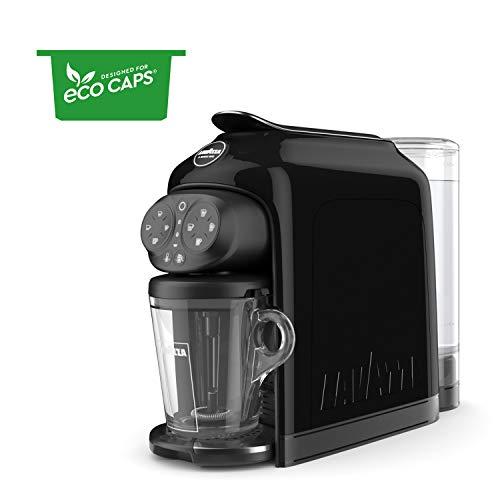 Lavazza A Modo Mio, Deséa Black Ink - Macchina per Caffè, Nero