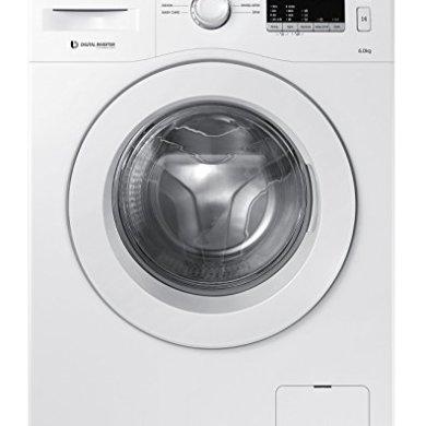 Samsung 6 kg Fully-Automatic Front Loading Washing Machine (WW60M206LMW/TL, White, Inbuilt Heater) 10