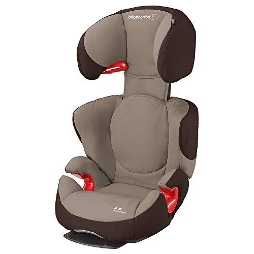 Bébé Confort Rodi AirProtect Seggiolino Auto 15-36 kg, Gruppo 2-3 per Bambini dai 3.5 ai 12 Anni, Reclinabile, Dispositivo di Ancoraggio per Elevata Stabilità, Colore Walnut Brown