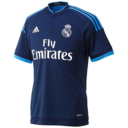 3ª Equipación Real Madrid CF - Camiseta oficial adidas, talla L
