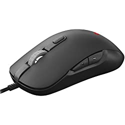 Redgear X12 Pro RGB Gaming Mouse with Avago Sensor (Black)