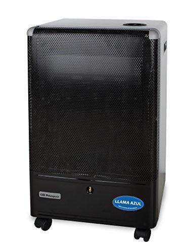Orbegozo HBF 90 - Estufa de gas butano, tecnología Llama Azul, color negro