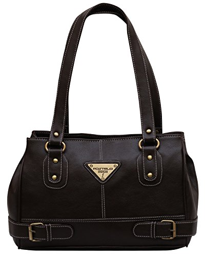 Fostelo Swiss Women's Handbag (Brown)