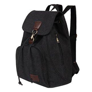 95ffc7cb57 HawLander Casual Backpack Womens Daypack Nylon School Bags ...