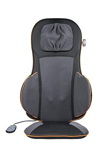 Medisana MC 825 Massageauflage 88939, mit Shiatsu- und Akupressur-Massagefunktion, inkl. Rotlicht- und Wärmefunktion