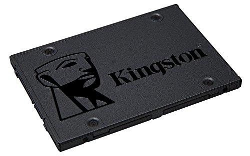 "Kingston SSD A400 - Disco Duro sólido, 2.5"", SATA 3, 480 GB"