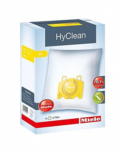 Miele KK HyClean Sacchetto per Aspirapolvere, 0 W, 1 Liter, 0 Decibel