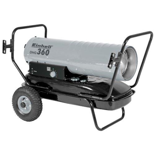 Einhell AG 2336406 DHG 360 - Generador diésel de aire caliente
