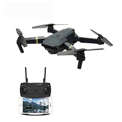 Braccio pieghevole Telecomando 8.0MP WIFI FPV Telecamera grandangolare HD Drone Alta modalità Hold Mini RC Quadcopter RTF One-key Decollo / atterraggio / Stop giocattolo UAV Compleanno Regalo di Natal