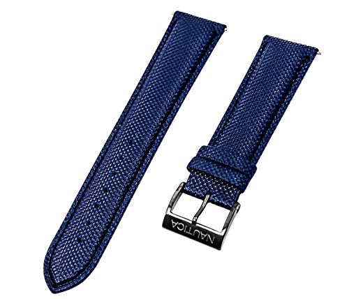 Nautica Men's N18644G | A18644G NST 501 Blue 22mm Original Replacement Watch Band