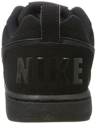 Nike Men s Court Borough Low Black Casual Shoes (838937-001 ... 2cc3b55abc9c1