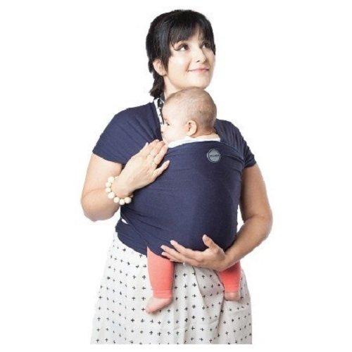 Moby Wrap Portebébé Pour Nouveauné Les Toutpetits Bébé Écharpe - Porte bébé souple