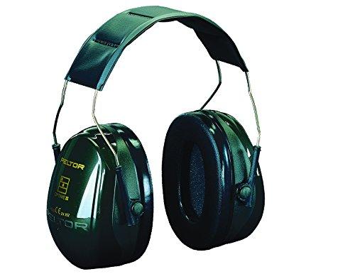 3M Peltor H520A-407-GQ Orejeras de protección, 1 unidad/caja, verde