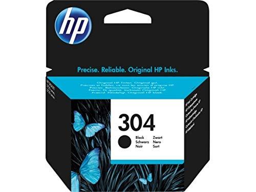 HP 304 N9K06AE Cartuccia Originale per Stampanti HP a Getto di Inchiostro, Compatibile con Stampanti...