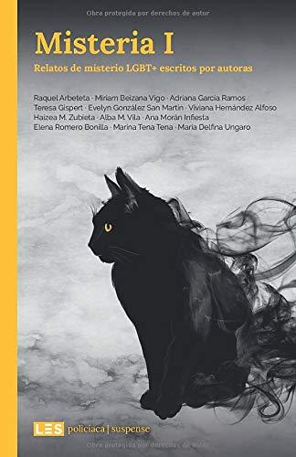 Misteria I: Relatos de misterio LGBT+ escritos por autoras