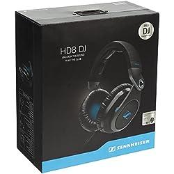 Sennheiser HD 8 DJ - Auriculares para DJ