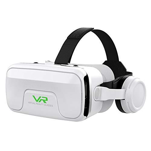 Occhiali VR 3D Visore Realtà Virtuale Occhiali Headset Virtual Reality 3D Film Glasses per iPhone...