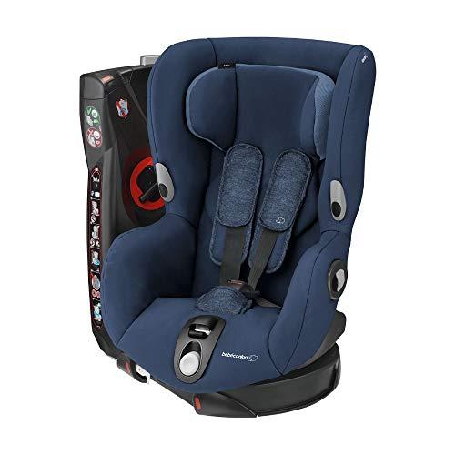 Bébé Confort Axiss Seggiolino Auto 9-18 kg, Gruppo 1 per Bambini dai 9 Mesi ai 4 Anni, Reclinabile e Girevole, Blu (Nomad Blue)