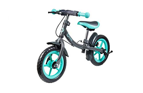 Lionelo daN Plus Balance Bike, turchese