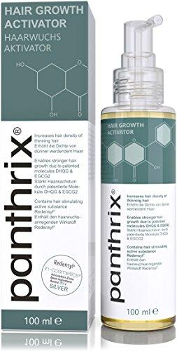 Panthrix – Haarwuchs Aktivator | Für Mann & Frau | Mit Wirkstoffkomplex Redensyl | 100 ml – 2 Monatsvorrat | Made in Germany