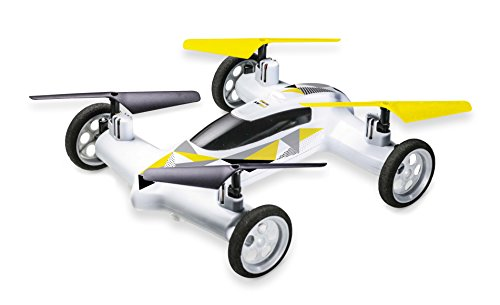 Mondo Motors 63316 - XW18.0 Flying Car Ultradrone Radio Comando