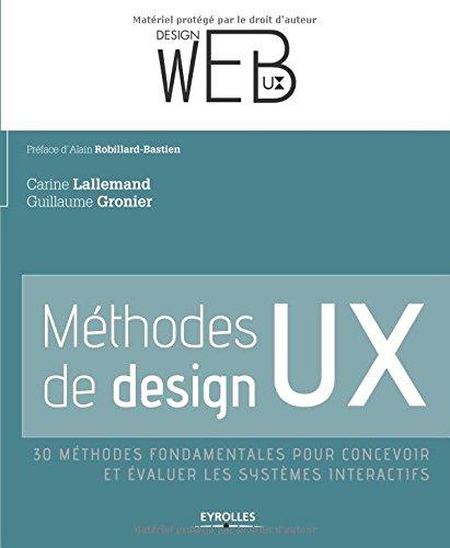 41Fgc52K8AL - Livre ux design, apprendre et affiner ses connaissances