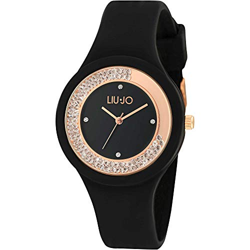 Orologio Donna Dancing Sport Rose Nero Liu Jo Luxury