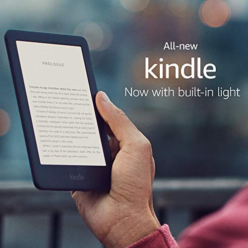 """All-New Kindle (10th Gen), 6"""" Display now with Built-in Light, 4 GB, Wi-Fi (Black) 15"""
