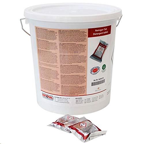 Detergente in pastiglie forno Rational 56.00.210 - fusto 100 pastiglie detersivo - Borz Cucine