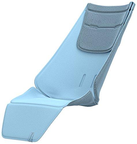 Quinny cuscino del sedile, Crea una comoda e unterstuetzende Position, adatto per Quinny Zapp Flex Plus, Zapp e Zapp Xpress, Blu