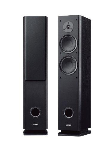 Yamaha Speaker System Ns-F160 (Black)
