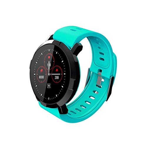TDCQQ Inseguitore di fitness orologio intelligente, impermeabile orologio sportivo Tracker attività...