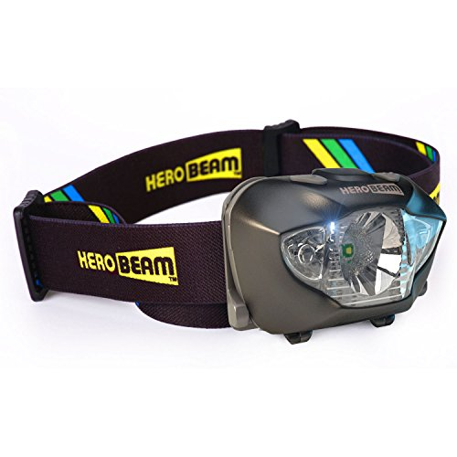 Runners prefer lightweight devices that would also fit easily inside a pocket and this torch is just ideal. There are 6 light modes to light your path including S.O.S flashing for emergencies. A quality weatherproof construction will ensure that you can stay out even in bad weather. This torch is still perfect for many other outdoor activities such as fishing, camping, biking, reading and more. A great alternative to our top choice. The product has a 5-year warranty for peace of mind so what more can you ask for.