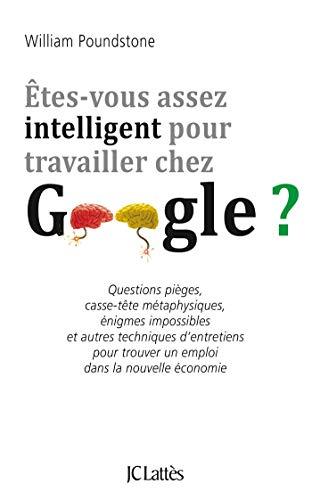 Photo de etes-vous-assez-intelligent-pour-travailler-chez-google