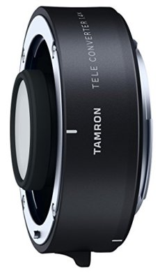Tamron T62001 - Teleconvertidor 1.4X para Canon, Negro