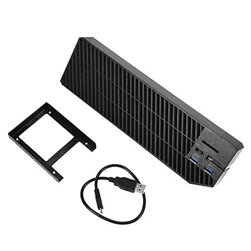 Disco rigido Xbox One, Xbox One 2di espansione di memoria esterna USB 3.0Hub & ventola di...