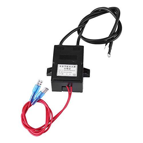 Módulo de Encendido de Alto Voltaje de CA 220V Generador de Encendido Ignitor Continuo 15kV 1A-2A