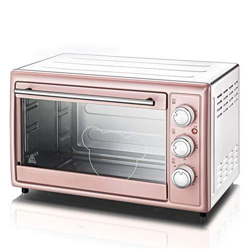 Mini Forno Multifunzione Da Cucina Da 30 Litri, Incluso Rete Grigliata, Teglia, Vassoio Raccogli...