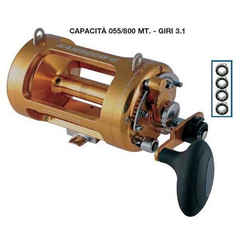 Zepre Mulinello Kam OMOTO - 900 w-ll 4 BB Doppia velocità capacità 055/800 MT. Giri 3.1